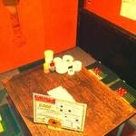 橙台 - 小上がりの個室になってます☆6名様まで入れます