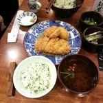 Katsukichi - 定食全体