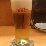 26037496 - 見れば解る生ビール(^^)