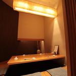 豊魚 - 個室