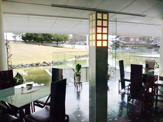 カフェ フルール - カフェフルールからの眺め【14.3月】