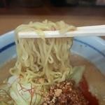 よか晩屋 - もうひとつの担担麺、麺リフト!