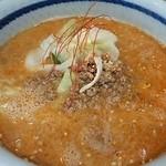よか晩屋 - 特製担担麺(¥800-)
