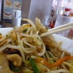 ぼん天 - 肉野菜炒め