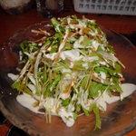 犇和 - 数種類入った野菜が盛りだくさん。