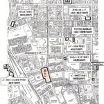 26071397 - 付近の駐車場の案内図