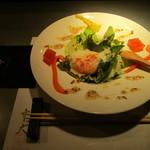 幸大 - 料理写真:旬彩寿し 幸大 前菜サラダ