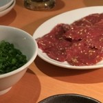 焼肉スタジアム RYU ~柳~ - 牛ハツうまかぁ。。