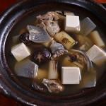 日本料理 日の出 - すっぽん鍋