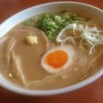 四代目麺処 ゆうじ - 鶏白湯味噌(限定)