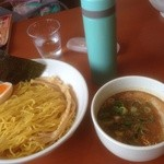 四代目麺処 ゆうじ - つけ麺1.5玉