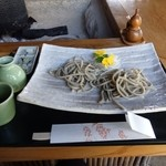 "26075102 - 大変個性的な""蕎麦"""
