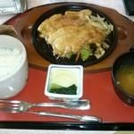 レストラン・キャニー - 富士桜ポーク生姜焼き 1620円