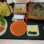 レストラン・キャニー - バーデイ御膳1620円