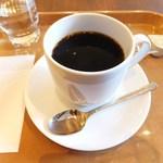 カフェ モロゾフ - ブレンドコーヒー 360円