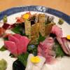 Sushidokorohachikou - 料理写真:140409 刺身盛り