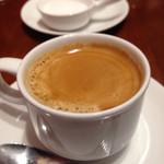 キュル・ド・サック - コーヒーも美味しかった♬