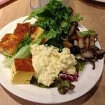 イルプレゴ - サラダ、前菜など
