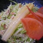 末廣軒 - 特においしいサラダ