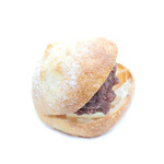 un peu de - 北海道バターと大納言 (168円) '14 3月上旬