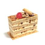コンフィセリー・ラパート - カラメルとくるみのスポンジケーキ (399円) '14 3月中旬