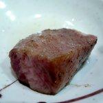 焼肉たきもと - タン ステーキ