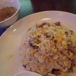 玩味 - 料理写真:牛肉炒飯
