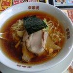 幸楽苑 - 料理写真:中華そば(290円+税)