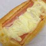 玉吉ベーカリー - ベーコンチーズパン