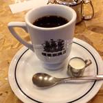 横濱珈琲店 五番街 - ブレンドコーヒー