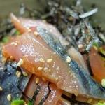 柳橋食堂 - ごまさば丼