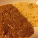 Amara - 料理写真:北インド風チキンカレー