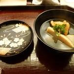 懐石料理 桝田 - 御椀