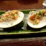 懐石料理 桝田 - 蛤