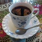 喫茶商 - 炭火ブレンド、濃いお味