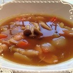 SIX 6 - 週替わりスープ★カレースープ★