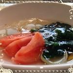 SIX 6 - 週替わりスープ★たっぷりお野菜スープ★
