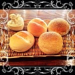 SIX 6 - 米粉パン★