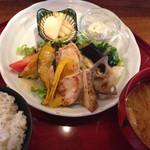 神楽小町 - 2014年4月10日 お料理うまし。