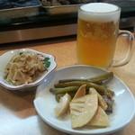 俺の玄海 - 料理写真:大皿で煮物