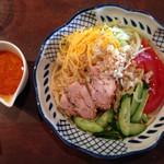 楽天食堂 - 涼麺 650円