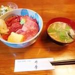 丼季 - 本日お薦めランチ800円