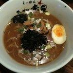らーめんサッポロ 赤星 - '09・10・29 醤油500円
