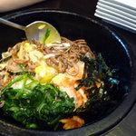 パプサン - 石焼ビビンバ定食