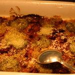 アゼリア - 貝のブルギニョングラタン
