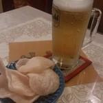 タイチェンマイ - ・生ビール 410円