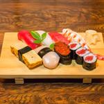 笹鮨 - 料理写真:上にぎり