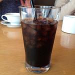 SUSSU - ドリンクはアイスコーヒーにしました