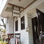 bar space - トラットリア的ムードたっぷりの外観