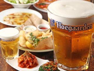 ブルドッグ 銀座 クラフトビール World Beer Pub&Foods - 4Lビッググラス